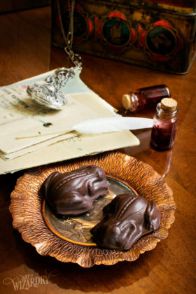 Harry Potter Chocolate frogs recipe | Art of Wizardry