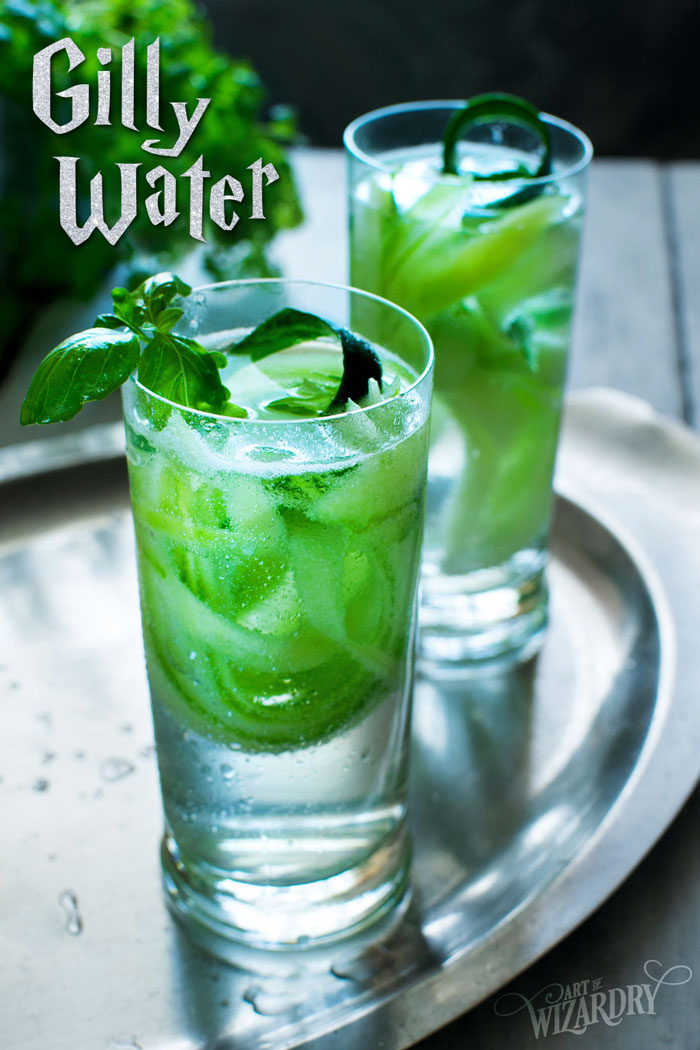 Harry Potter Gillywater recipe